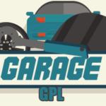 garage gpl illustration